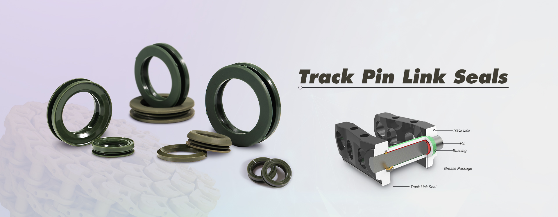 Hydraulic Seals, Seal Kits, Replacement OEM Seals - JSPSEAL